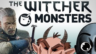 Artists Draw Witcher Monsters (That They