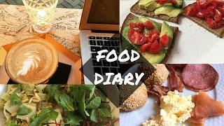 FOOD DIARY - ABNEHMEN BIS WEIHNACHTEN #2 & GEWINNSPIEL