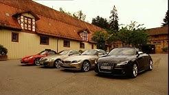 Roadster-Vergleich (aus dem Archiv) - Throwback Thursday | auto motor und sport