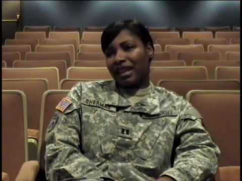 Denise Sherman, Captain, NY National Guard, US Army, 1992 -  Iraq War