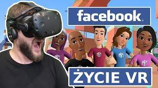 Facebook na VR? WIRTUALNE ŻYCIE? - Facebook HORIZON