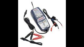 Восстановление разряженного автомобильного аккумулятора с помощью Optimate 6
