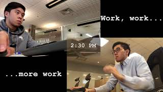 A Day in the Life Of Two Software Engineers