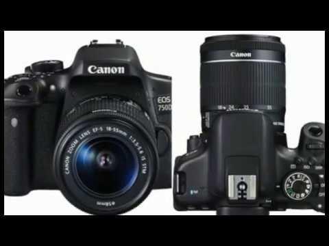 Canon 750D Dubai |Canon 750D UAE Camera