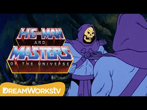 Skeletor is a Good Guy?  HEMAN AND THE MASTERS OF THE UNIVERSE