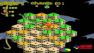 Q*Bert 3 level 2 HD