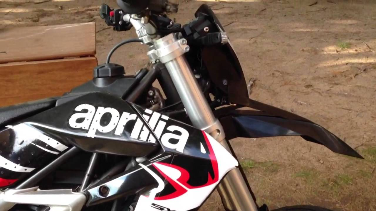 Aprilia Sxv 550 Idle Youtube Wiring Harness