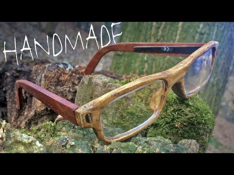 Wood Glases - Step by Step - 4K