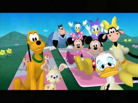 Mickey Mouse ClubHouse -Mousekebunga - Song