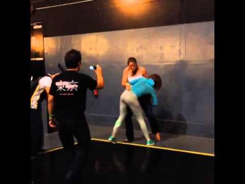 Girl wedgie fights