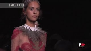 VALENTINO Spring Summer 2016 Women Full Show Paris by Fashion Channel