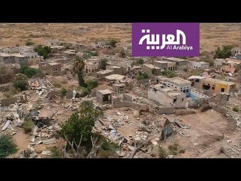 الجهود السعودية لإعادة إعمار اليمن تصل إلى مديرية ميدي