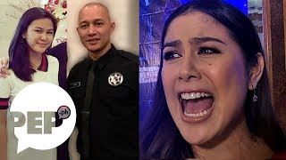 Valerie Concepcion gets emotional about fiancé and daughter