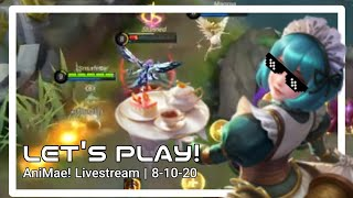 AniMae! Tries All Support with AniArmy | Let's Play | AniMae! Livestream 8/10/20