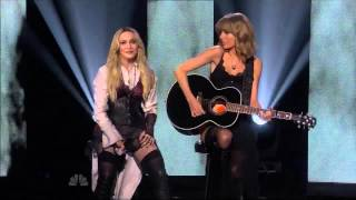 Madonna - Ghosttown ft. Taylor Swift (2015 iHeartRadio Music Awards)