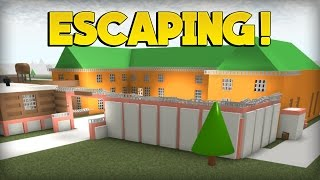ESCAPING THE ROUGHEST APOCALYPSE RISING ROBLOX PRISON!