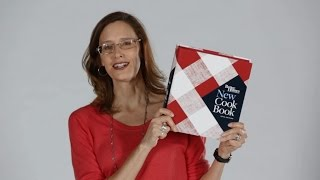 Help Me, BHG: All About Our New Red Plaid Cookbook!