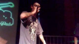 non dormire live - NOYZ NARCOS - MILANO - 2009