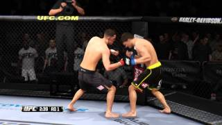 Josh Thomson vs. Nate Diaz