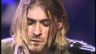 Nirvana - Something in the Way (UNPLUGGED)  subtitulado español e ingles