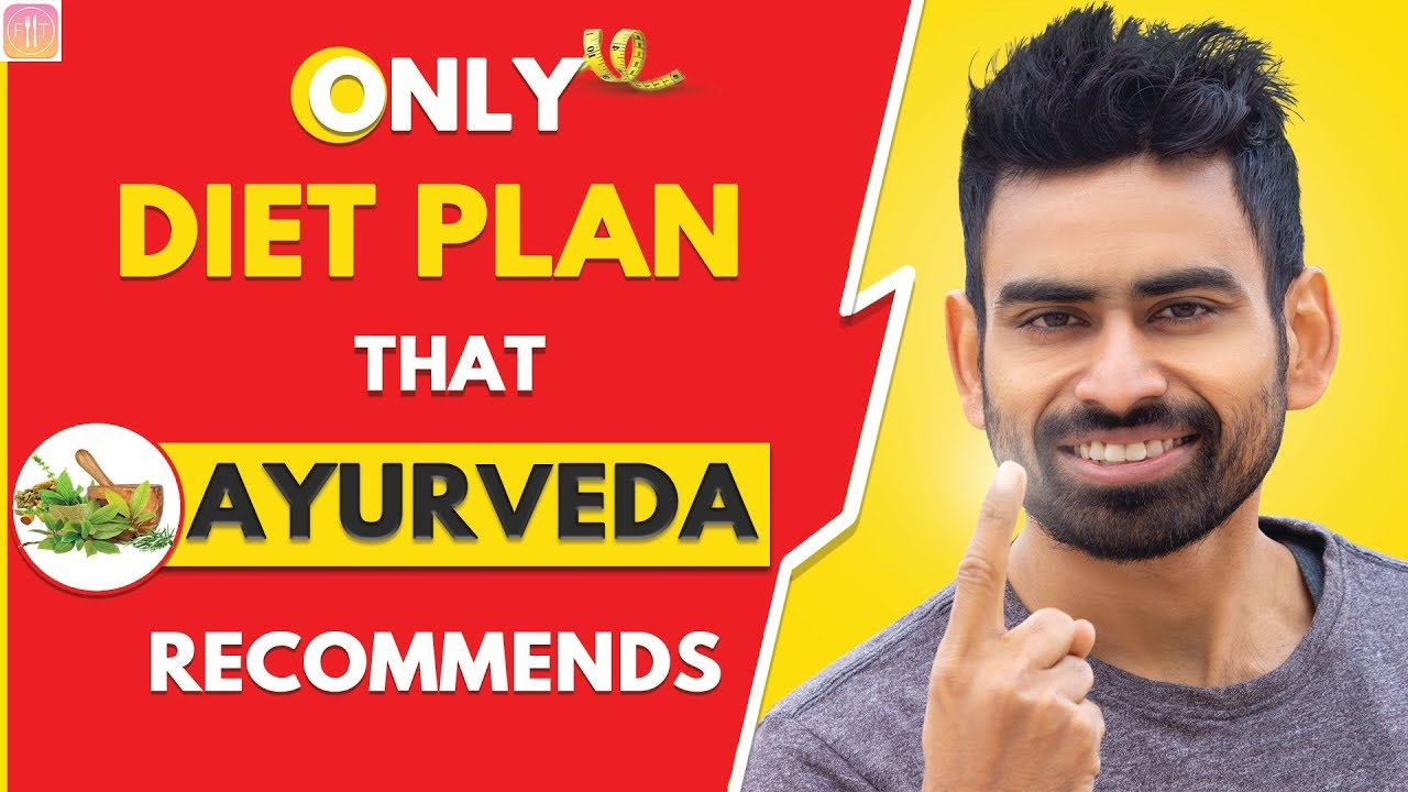 <div>The Only Diet Plan That Ayurveda Recommends (Men & Women)</div>