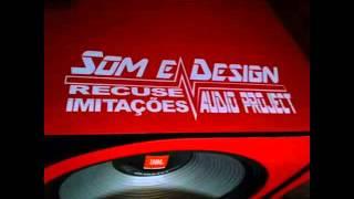 Loja Som e Design (Áudio Projects)- Dj Rocha Treme Tudo