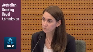ANZ's former head of small business banking testifies at the Banking Royal Commission (3.6)