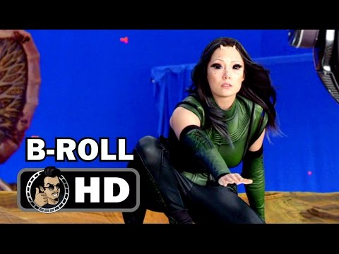 GUARDIANS OF THE GALAXY VOL. 2 B-Roll Blooper Footage #2 (2017) Chris Pratt Marvel Movie HD