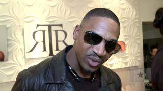Stevie J Says All Men Cheat; Crushing on Dita Von Teese! - HipHollywood.com