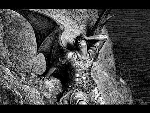 Как главный ангел - Люцифер стал Дьяволом