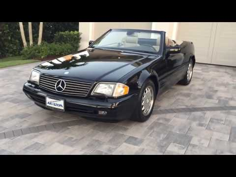 1997 mercedes benz sl 320 r129 roadster review and test. Black Bedroom Furniture Sets. Home Design Ideas