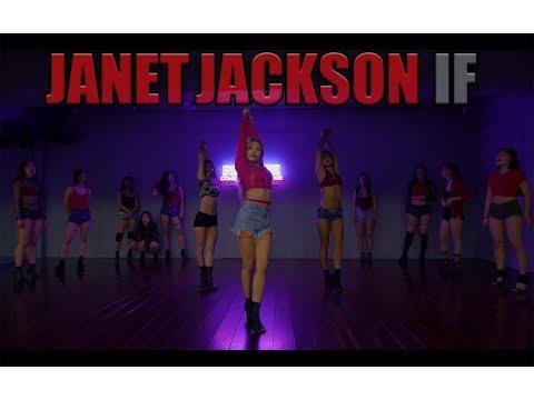 JANET JACKSON - IF / Buckey Choreography