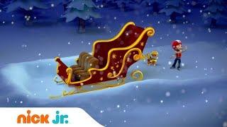 Щенячий патруль | Дед Мороз попал в беду | Nick Jr. Россия