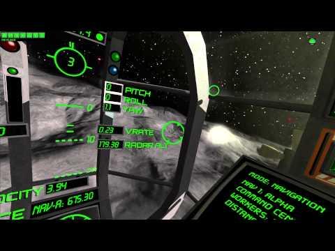 Lunar Flight - Picking up lost cargo |