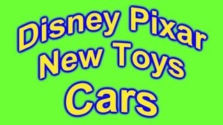 New Toys 2013 Disney Pixar Cars 2 AND Toy Story 3 Playsets Plushes Small Figurines