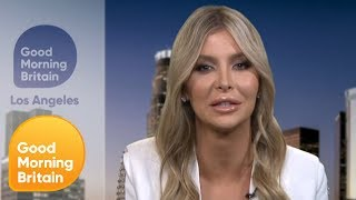 Caitlyn Jenner's Partner Sophia Hutchins on Their Close Relationship | Good Morning Britain