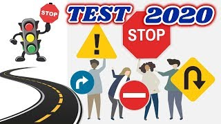 2020 Dmv Written Test/permit Exam For Driver License/driving Test