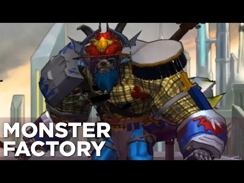 Monster Factory: Saving the World One Knife at a Time in Champions Online