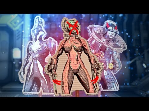 Love Rift: The Supreme Warframe Fanfic