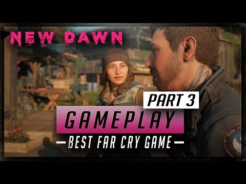 Far Cry New Dawn Gameplay (PART 3) Breakout Main Story Mission & Crazy Larry Parker's Treasure thumbnail
