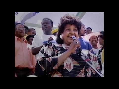 Tribute to Winnie Madikizela- Mandela 1