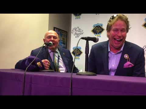 Breeders' Cup Distaff 2017 post-race winner's interview highlights