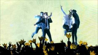 Скачать BIGBANG WORLD TOUR MADE IN SEOUL DVD Tonight