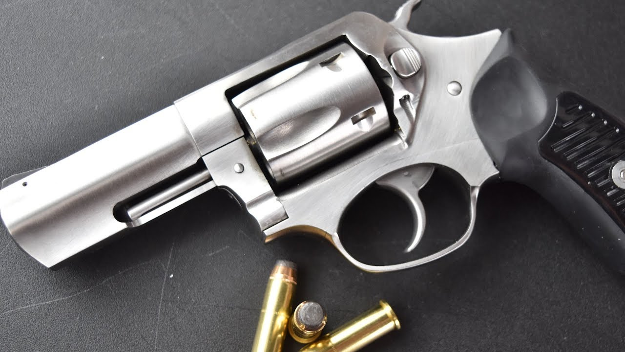 Ruger SP101...The Pack A Punch Wheel Gun