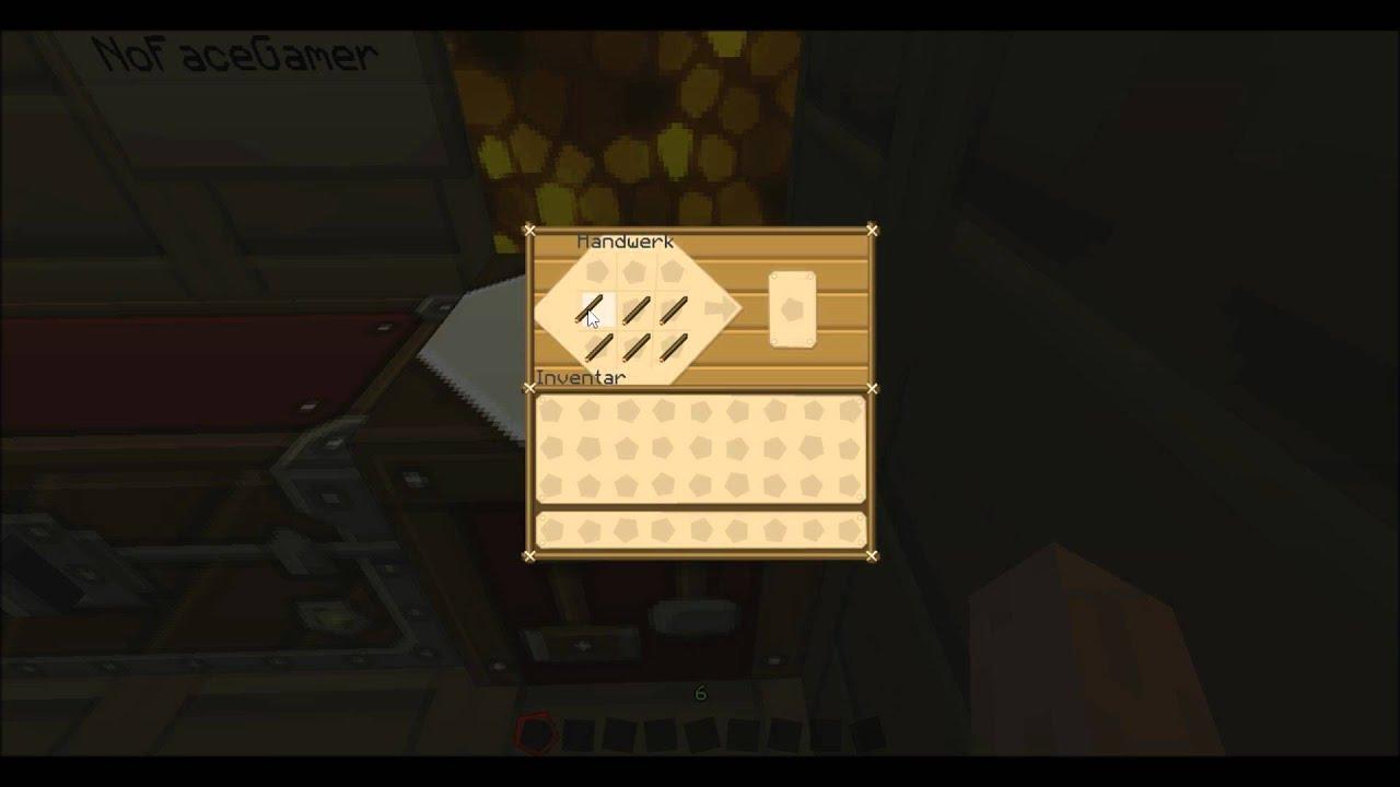 Minecraft Tutorial Hd Zaun Craften Youtube