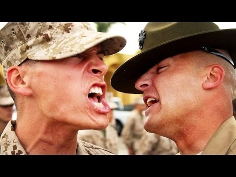 Marine Recruit Depot San Diego Boot Camp 2016 - USMC Recruit Training