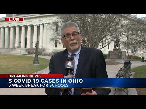 Coronavirus in Ohio Thursday update: Gov. DeWine to provide update ...