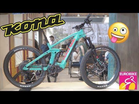 New KONA Bikes 2020 (Remote, Process, Operator) - Eurobike 2019 [4K]