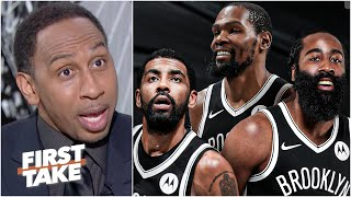 'I blame LeBron James! It's all his fault!' - Stephen A. | First Take