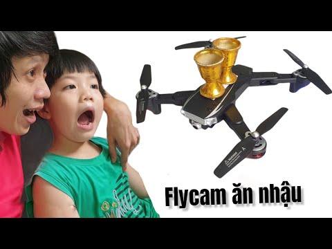Flycam giá rẻ có đúng như quảng cáo của Trung Quốc - Giá 790k - KimGuNi